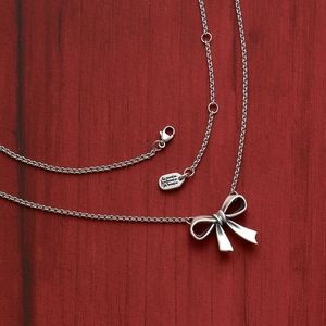 James Avery Necklace 14' in
